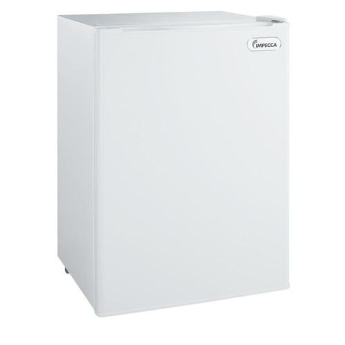 Impecca 3.3 cu. ft. Classic Mini Refrigerator and Chiller in White