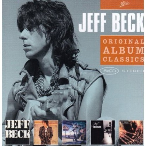 Vol 2 Original Album Classics Slipcase There And Back\Flash\Jeff Beck'S Guitar Shop\Who Else!\You Had It Coming
