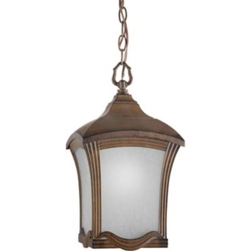 Forte Lighting 1-Light Outdoor Pendant