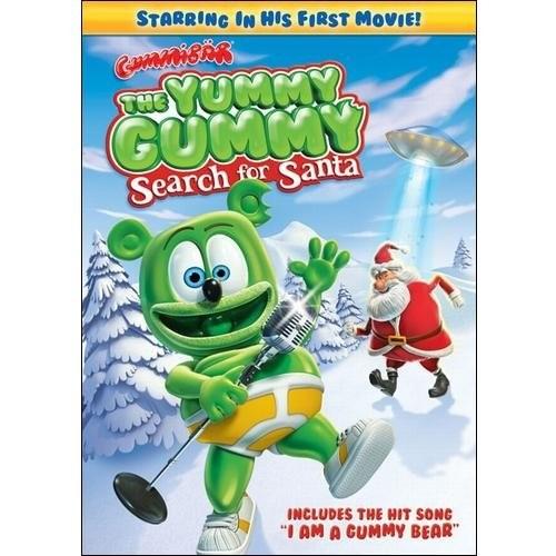 Gummibar: The Yummy Gummy Search for Santa COLOR/WSE DD5.1