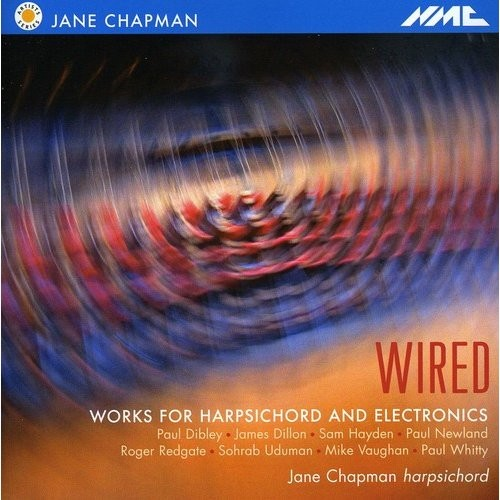 Wired: Works for Harpsichord & Electronics [CD]