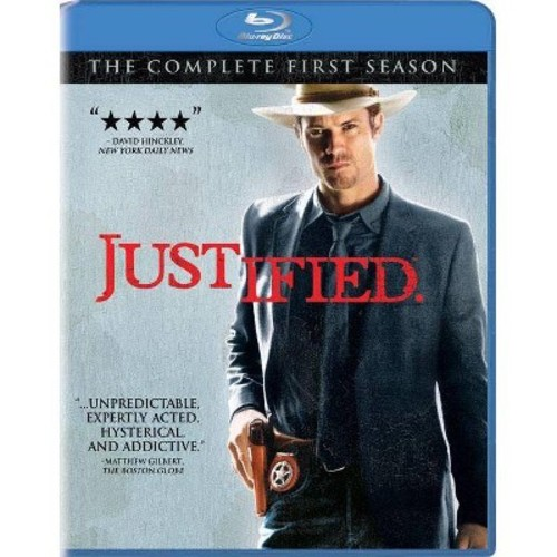 Justified season one (Blu-ray)