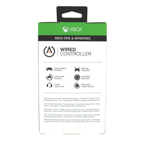Wired Controller for Xbox One - White