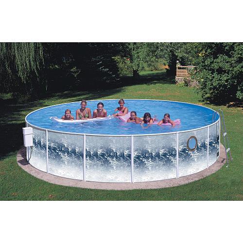 Swim N Play Mariner Pool Package - 12 foot x 36 inch