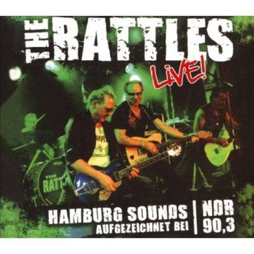 Rattles - Live Hamburg Sounds (CD)