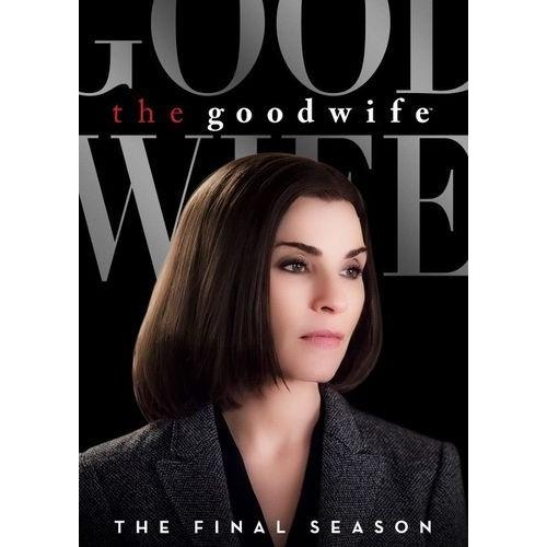 The Good Wife: The Final Season [6 Discs] [DVD]