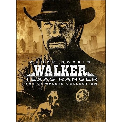 Walker, Texas Ranger: Complete Collection [52 Discs] (DVD)