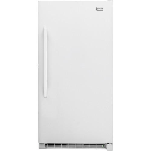 Frigidaire - 16.6 Cu. Ft. Frost-Free Upright Freezer - White