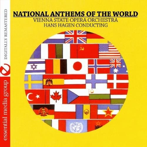 VIENNA STATE OPERA ORCHESTRA - NATIONAL ANTHEMS OF THE WORLD