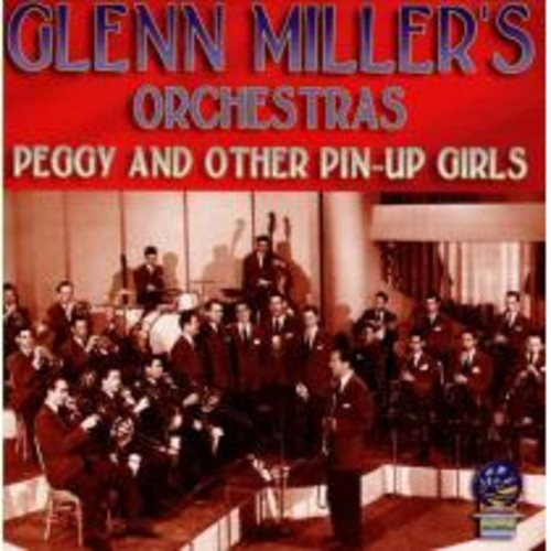 Peggy and Other Pin-Up Girls [CD]