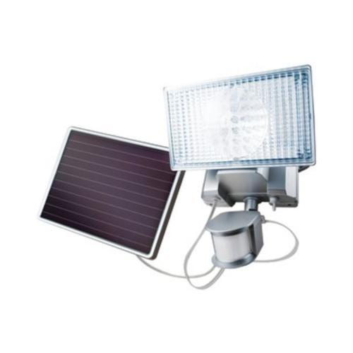 Maxsa Innovations MAXSA INNOVATIONS 44449 100-LED Outdoor Solar Security Ligh...