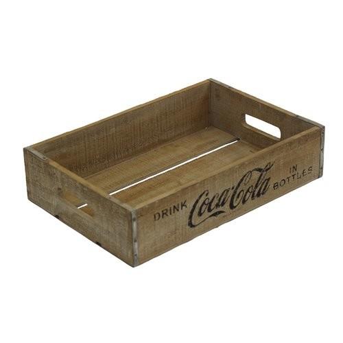Half Coca-Cola Crate