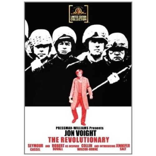 The Revolutionary: Jon Voight, Seymour Cassel, Robert Duvall, Paul Williams, Edward Rambach Pressman, Screenplay By Hans Koningsberger From His Novel