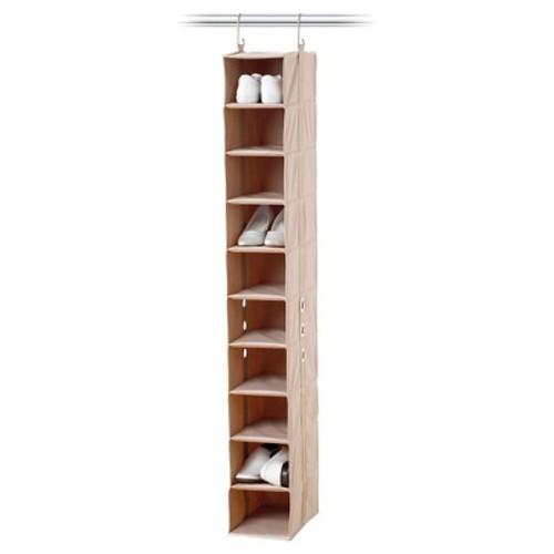 Neatfreak! closetMAX System 10 Shelf Shoe Organizer