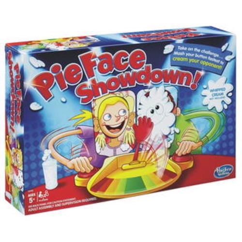 Hasbro (Price/each)Hasbro Pie Face Showdown Game