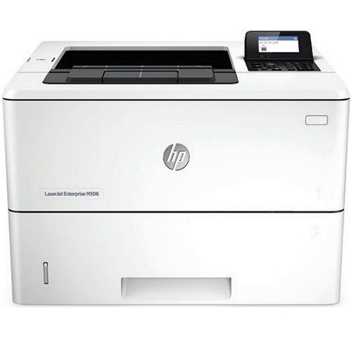 HP Inc. LaserJet Enterprise M506dn Printer (F2A69A#BGJ)
