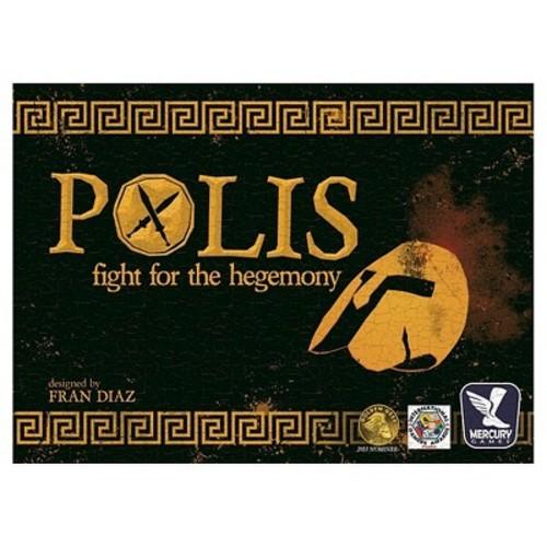 Mercury Games Polis Board Game