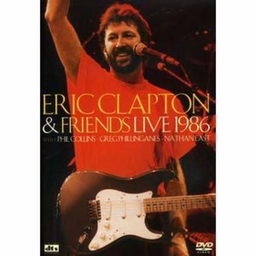 Eric Clapton & Friends: Live 1986 DTS/DD5.1/DD2