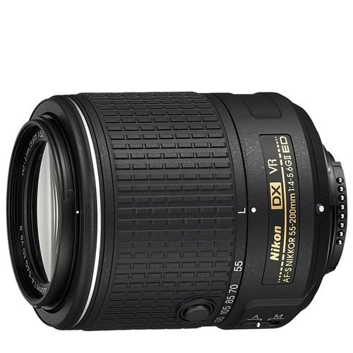Nikon AF-S DX Nikkor 55-200MM VR II Telephoto Zoom Lens