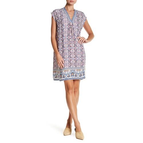 B Collection by Bobeau Letty V-Neck Dress