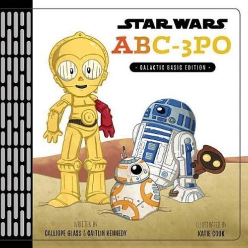 Star Wars ABC-3PO (Hardcover)