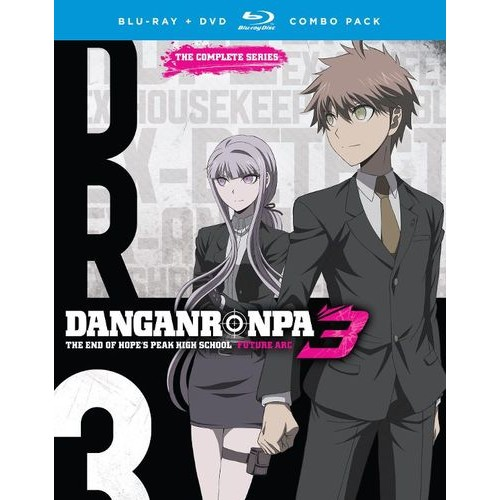 Danganronpa 3: The End of Hope's Peak High School - Future Arc [Blu-ray]