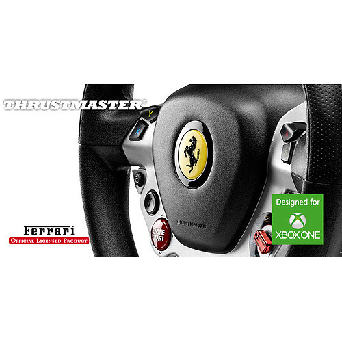 XboxOne Thrustmaster: TX Racing Wheel - Ferrari 458 Italia Edition