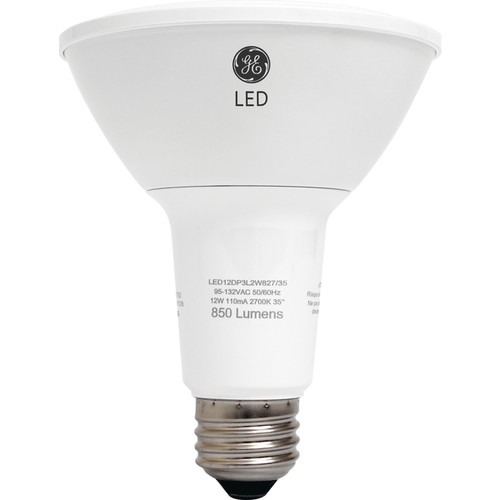 GE Lighting 96847 12 Watt Soft White Dimmable Indoor Floodlight LED Bulb - Light bulbs
