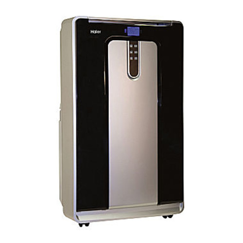 HPND14XHT Haier 14,000 BTU Portable Air Conditioner with Heat - Dual Hose
