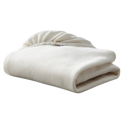 TL Care Knit Fitted Cradle Sheet Made with Organic Cotton