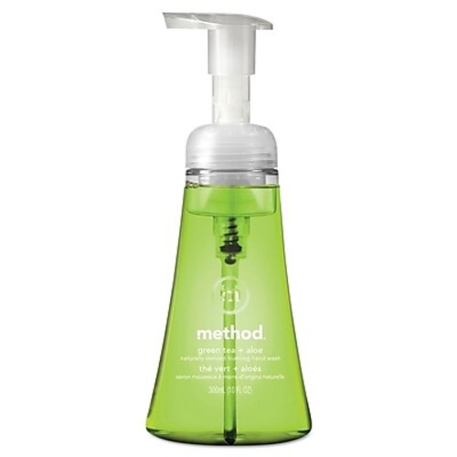 Method Foaming Hand Wash Green Tea plus Aloe -- 10 fl oz
