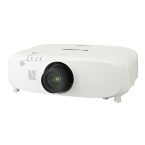 Panasonic PT-EZ770ZU - LCD projector - 6500 lumens - WUXGA (1920 x 1200) - 16:10 - HD 1080p - zoom lens - LAN