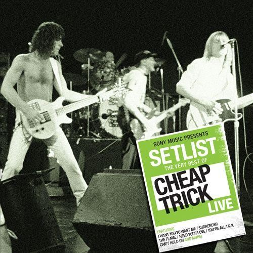 Setlist: The Very Best of Cheap Trick Live [CD]