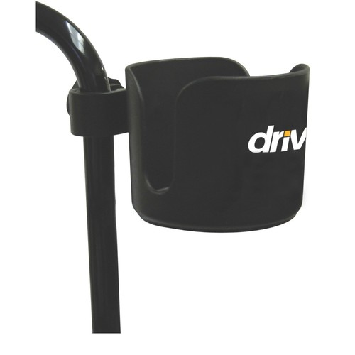 Drive Medical Universal Cup Holder, Black Size 3