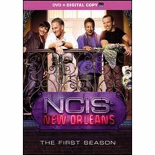 NCIS: New Orleans - The First Season [6 Discs]