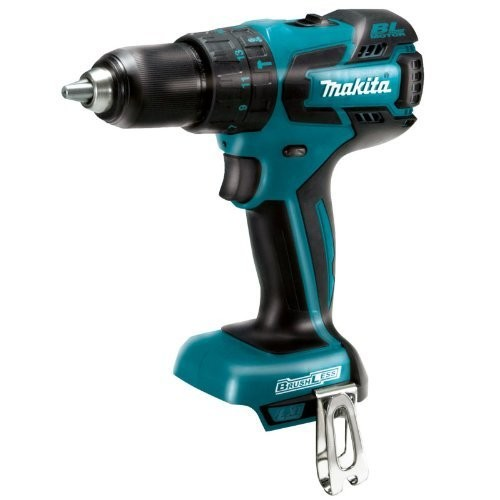 Makita LXPH05Z 18-Volt LXT Lithium-Ion Brushless 1/2-Inch Hammer Driver-Drill (Tool Only, No Battery)