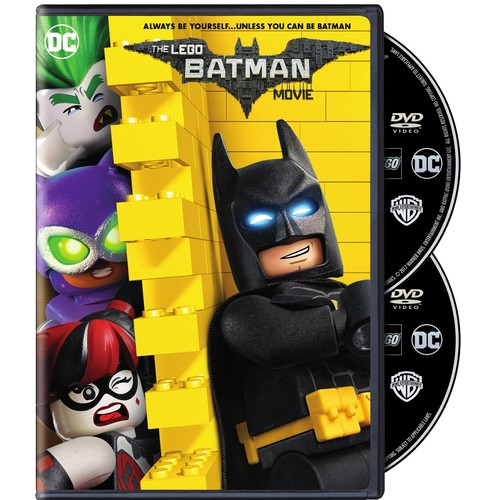 LEGO Batman Movie (DVD)