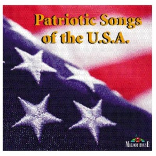 Melody House Patriotic Songs Of The Usa (Mldyh023)