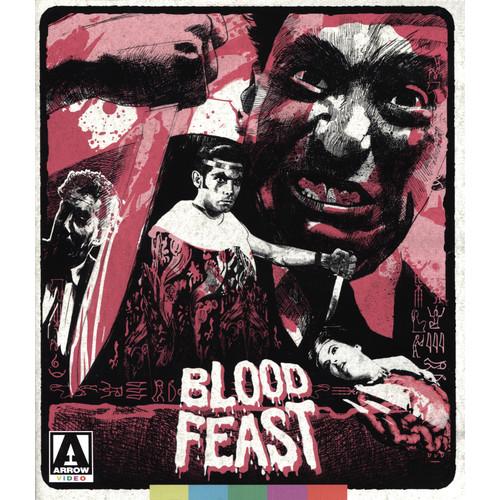 Blood Feast [Blu-ray] [1963]