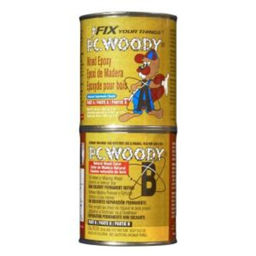 PC Products 48 oz. PC-Woody Wood Epoxy Paste