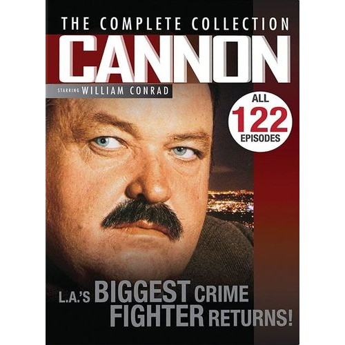 Cannon: The Complete Collection [20 Discs] [DVD]