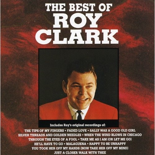 The Best of Roy Clark [Capitol/Curb] [CD]