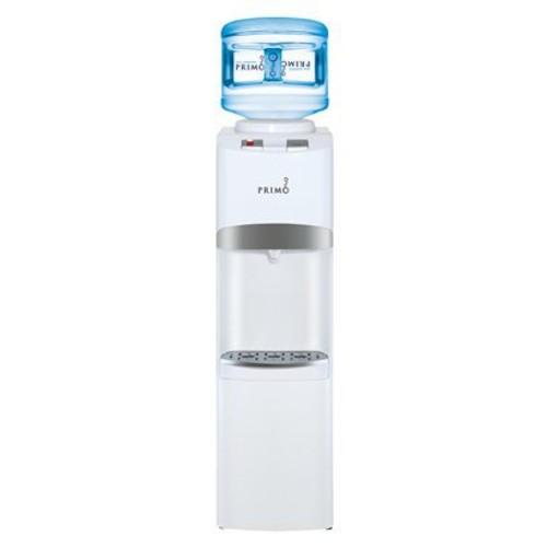 Primo White Top Loading Bottled Water Dispenser - 3 or 5 Gallon