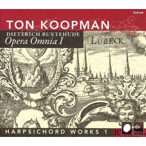 Buxtehude: Harpsichord Works, Vol. 1 [CD]