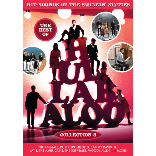 The Best of Hullabaloo: Collection 3 [DVD]