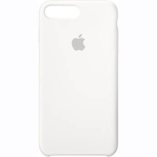 iPhone 7 Plus Silicone Case (White)