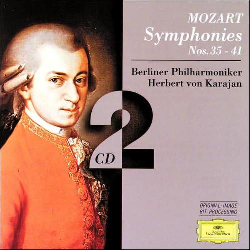 Mozart: Symphonies Nos. 35-41