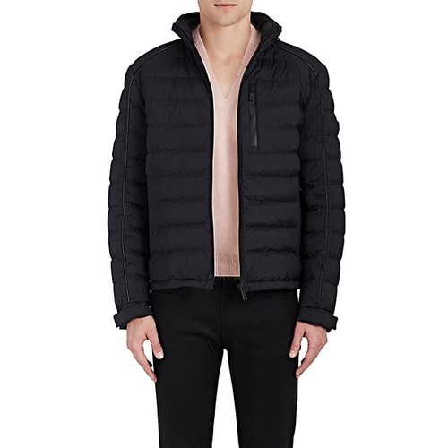 Prada Down-Quilted Puffer Coat