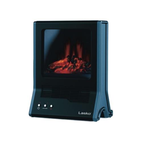 Lasko ULTRA Mini Fireplace Heater