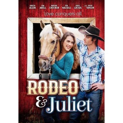 Rodeo & Juliet [DVD] [2015]